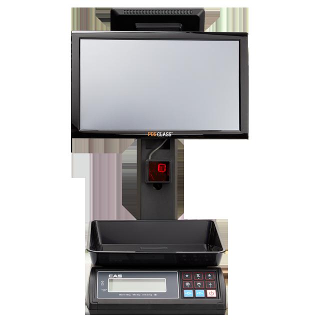 "HDZ-5000A 18.5"" Pos Terazi"